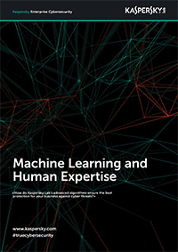 MACHINE LEARNING AND HUMAN EXPERTIZE